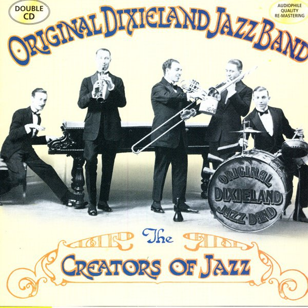 The Creators of Jazz album cover
