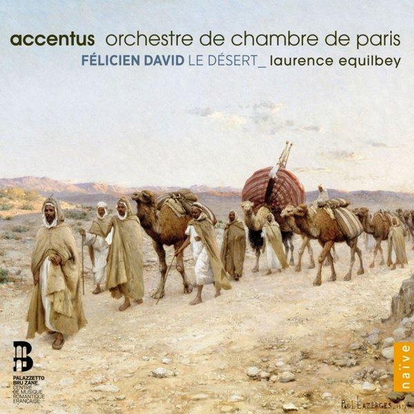 Félicien David: Le Désert album cover