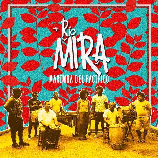 Marimba del Pacifico album cover