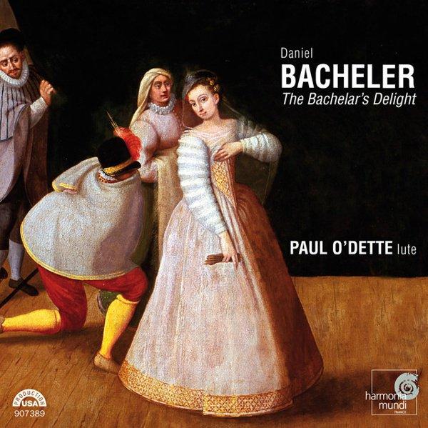 Daniel Bacheler: The Bacheler's Delight album cover