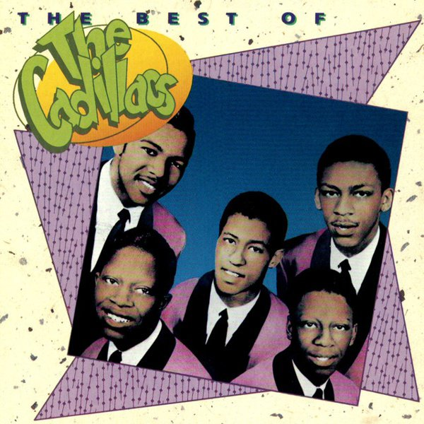 The Best of the Cadillacs album cover