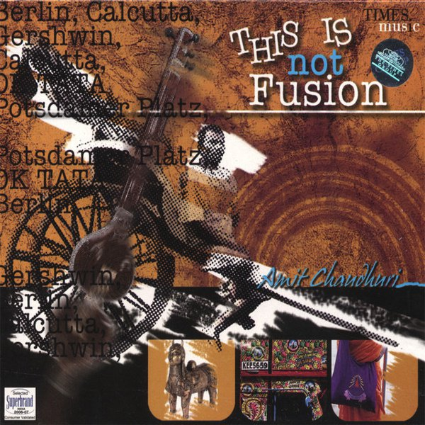 This Is Not Fusion album cover