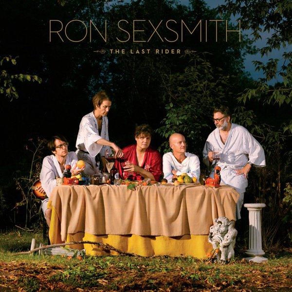 The  Last Rider album cover