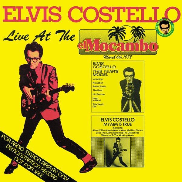Live at the El Mocambo album cover