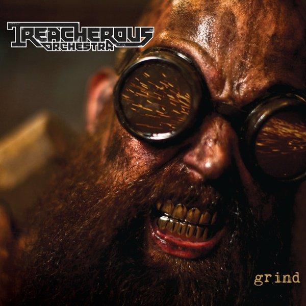 Grind album cover