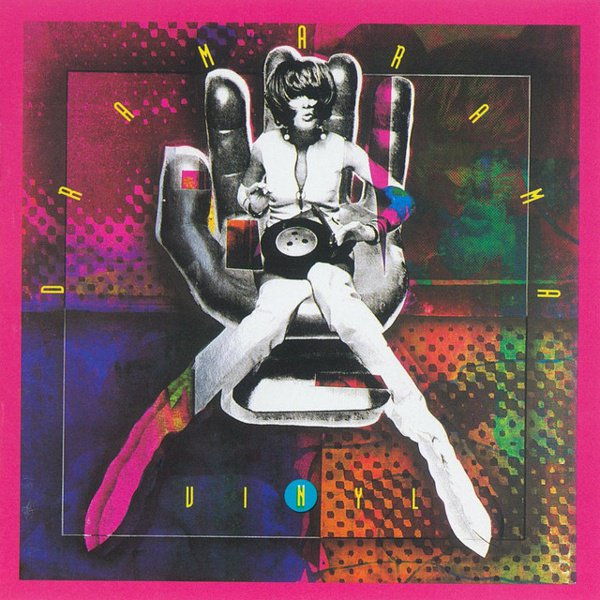 Vinyl album cover