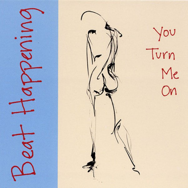 You Turn Me On album cover
