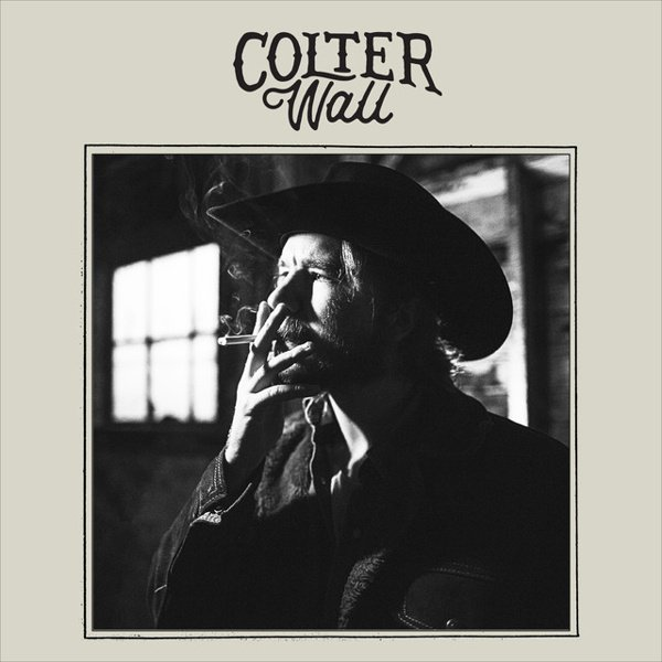 Colter Wall album cover