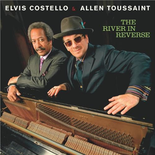 The River in Reverse album cover