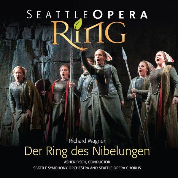 Wagner: Der Ring des Nibelungen album cover