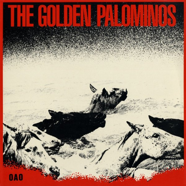 The Golden Palominos album cover