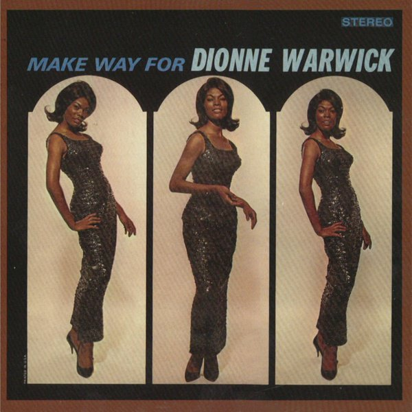 Make Way for Dionne Warwick album cover