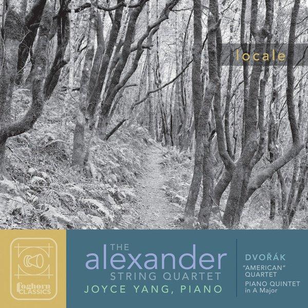 Dvorák: American Quartet; Piano Quintet in A major album cover