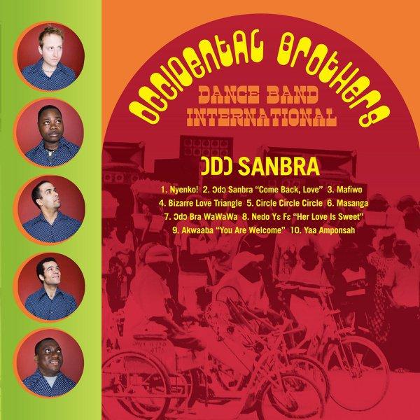 Odo Sanbra album cover