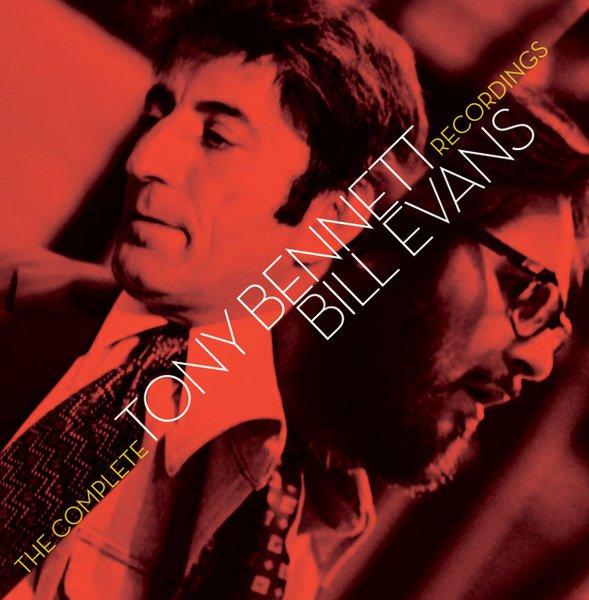 The Complete Tony Bennett/Bill Evans Recordings album cover