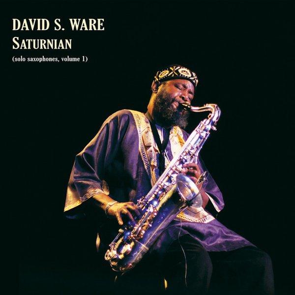 Saturnian: Solo Saxophones, Vol. 1 album cover