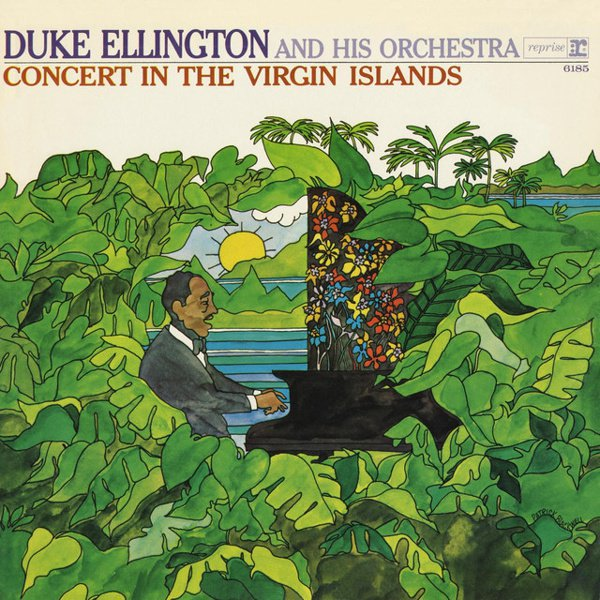 Concert in the Virgin Islands album cover