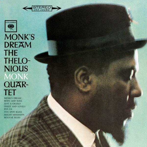 Monk's Dream album cover