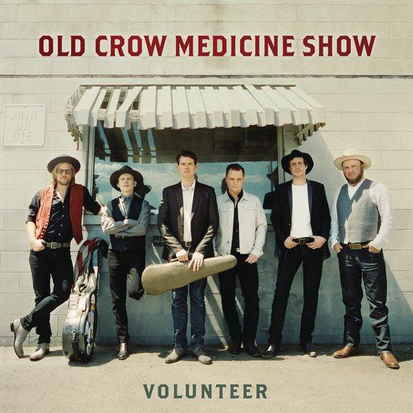 Volunteer album cover