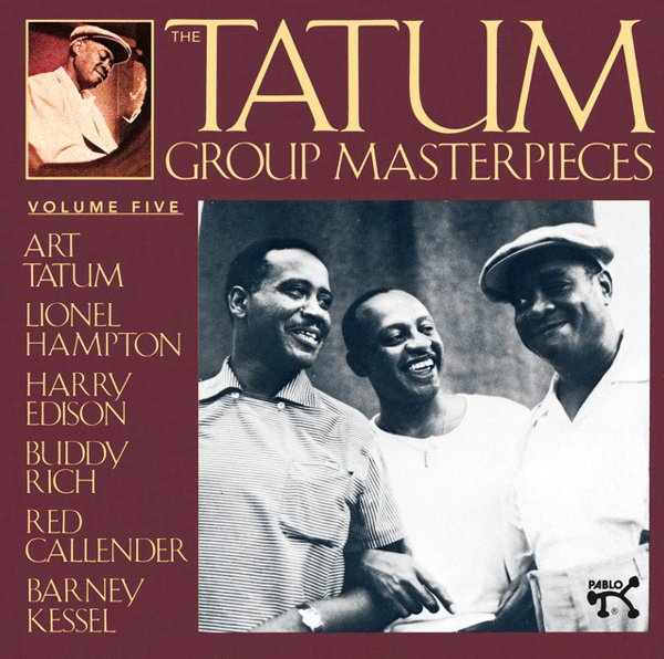 The Tatum Group Masterpieces, Vol. 5 album cover