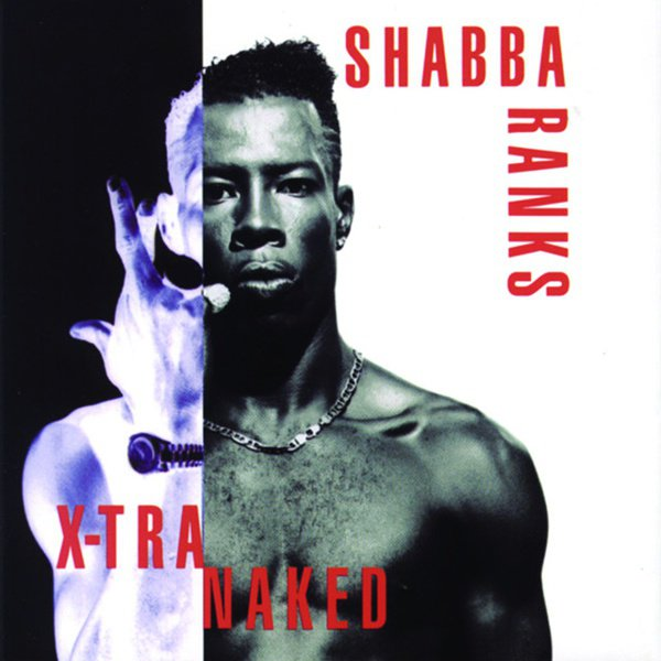 X-tra Naked album cover
