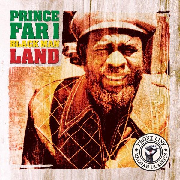 Black Man Land album cover