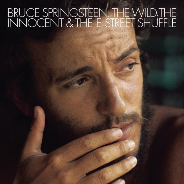 The  Wild, the Innocent and the E Street Shuffle album cover