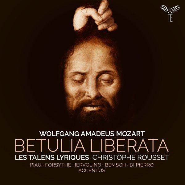 Mozart: Betulia liberata album cover