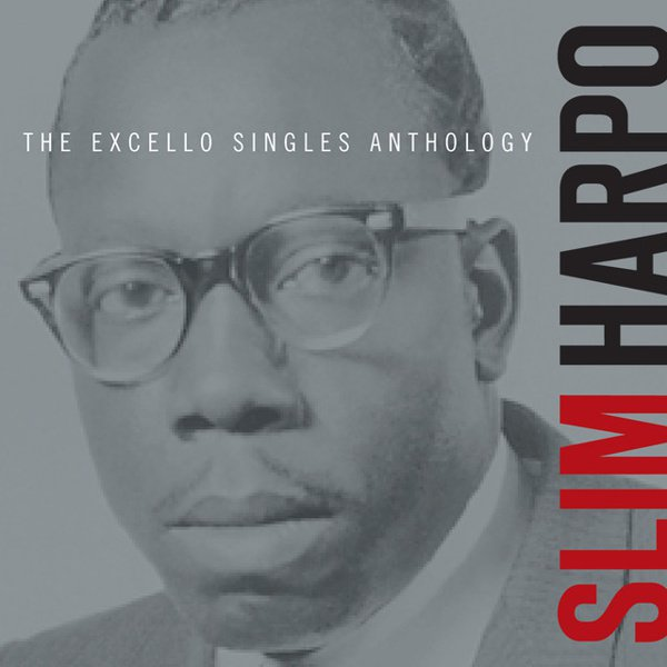 The Excello Singles Anthology album cover