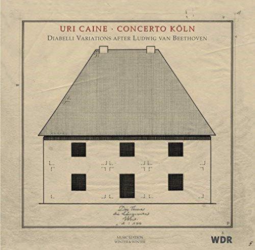 Diabelli Variations After Ludwig Van Beethoven album cover
