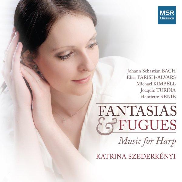 Fantasias & Fugues: Music for Harp album cover