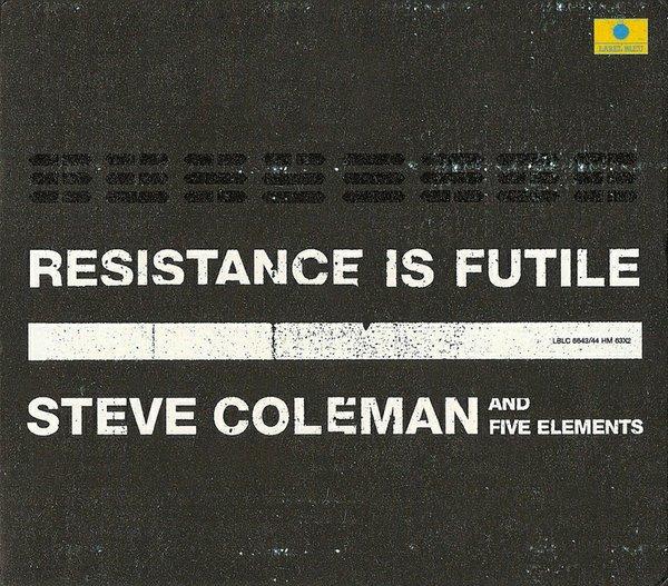 Resistance Is Futile album cover