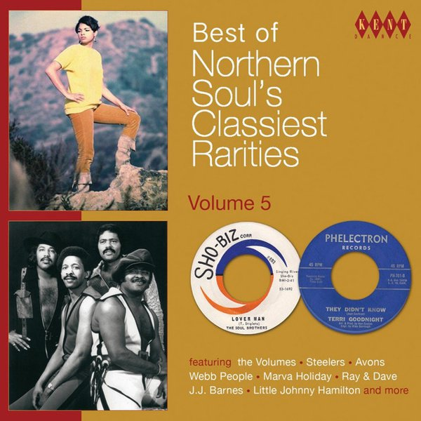 Northern Soul's Classiest Rarities, Vol. 5 album cover