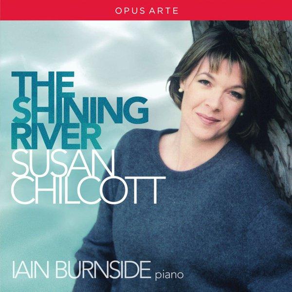 The Shining River album cover