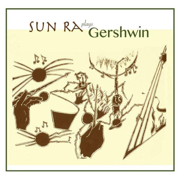 Sun Ra Plays Gershwin album cover