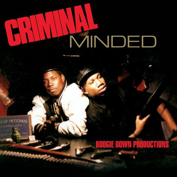 Criminal Minded album cover