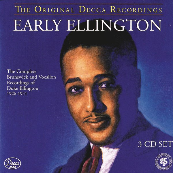 Early Ellington: The Complete Brunswick and Vocalion Recordings [1926-1931] album cover