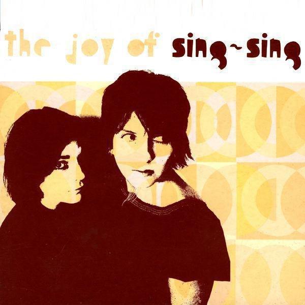 The Joy of Sing-Sing album cover