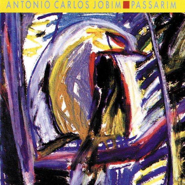 Passarim album cover