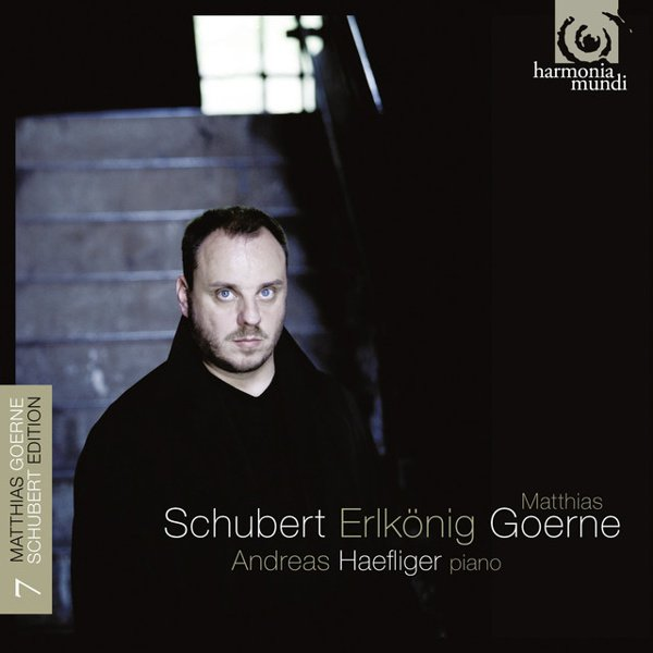 Schubert: Erlkönig album cover