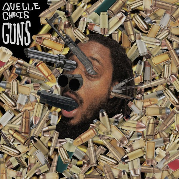 Guns album cover