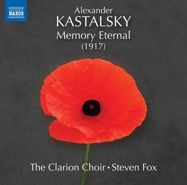Alexander Kastalsky: Memory Eternal album cover