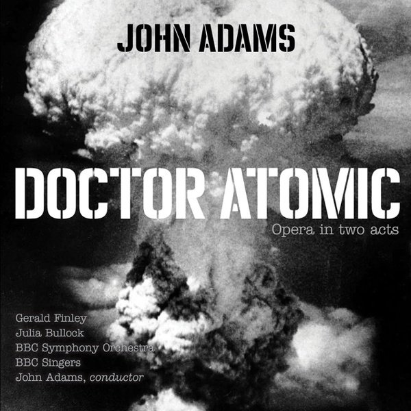 John Adams: Doctor Atomic album cover