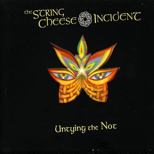 Untying the Not album cover