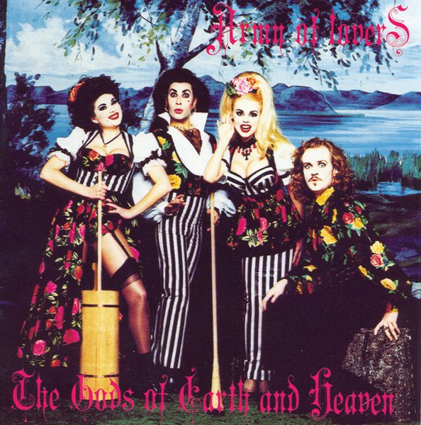 The Gods of Earth and Heaven album cover