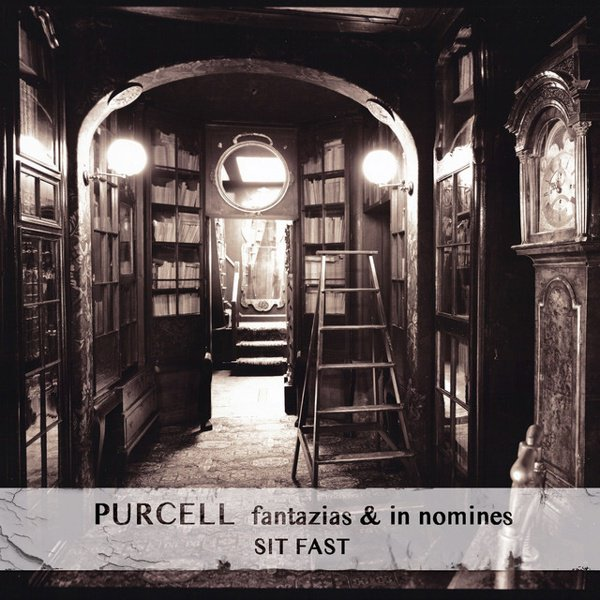 Purcell: Fantazias & In Nomines album cover