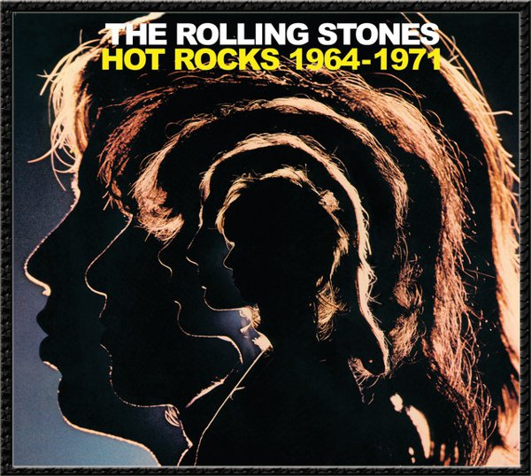 Hot Rocks: 1964-1971 album cover