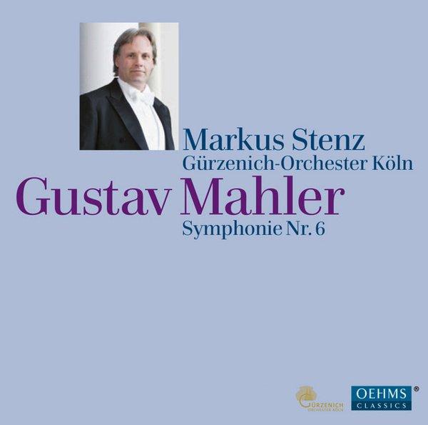 Gustav Mahler: Symphonie Nr. 6 album cover