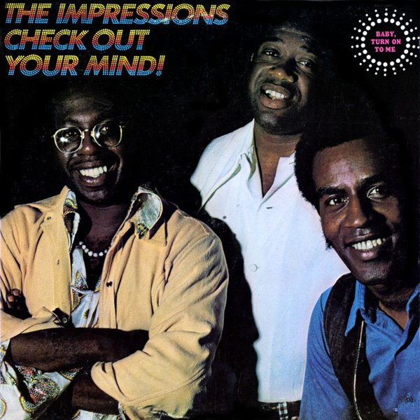Check Out Your Mind! album cover