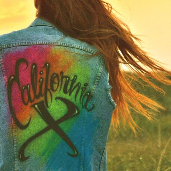 California X album cover